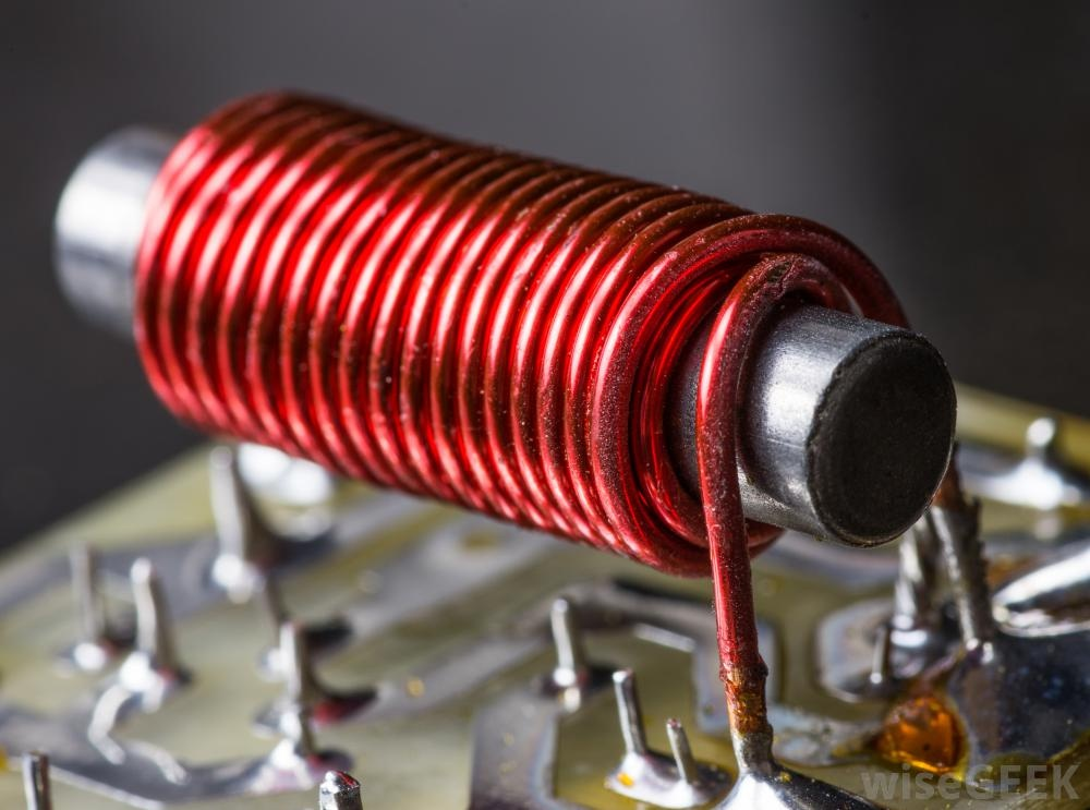Electromagnetic coils - Physics - Metropolia Confluence